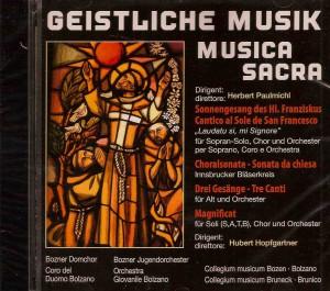 CD musica sacra
